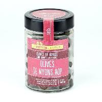 Olive LA PETITE ETAGERE Olives de Nyons AOP - 180 g