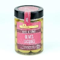 Olive LA PETITE ETAGERE Olives lucques - 170 g