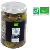 Olive Mixte olive dénoyautée bio - 280 g - Generique