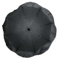 Ombrelle BAMBISOL Ombrelle articulee - Noir