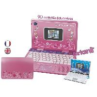 Ordinateur Enfant Genius XL Color Pro Bilingue Rose