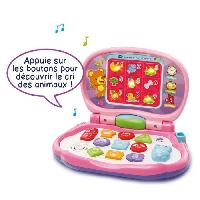Ordinateur Enfant VTECH BABY - Lumi Ordi Des Tout-Petits Rose - Ordinateur Enfant