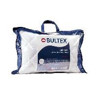 Oreiller BULTEX Oreiller Spécial Cervicales déhoussable 60x60 cm blanc