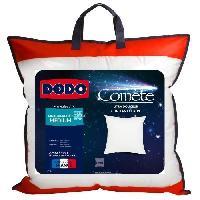 Oreiller DODO Oreiller Comete - 65 x 65 cm - Blanc