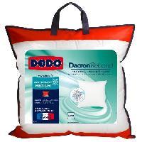 Oreiller DODO Oreiller DACRON REBOND 60x60 cm blanc