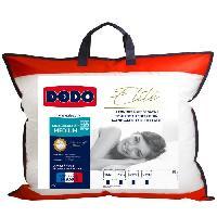 Oreiller DODO Oreiller ELITE 100% Percale de Coton Confort Medium 50x80cm Aucune