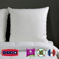Oreiller DODO Oreiller Grand luxe Quallofil Allerban 60x60 cm blanc