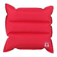 Oreiller De Camping CAO CAMPING Oreiller gonflable en TPU - 40 x 40 cm - Rouge