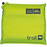 Oreiller De Camping HIGHLANDER Oreiller Trail Auto-gonflant vert