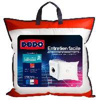 Oreiller Oreiller Entretien Facile microfibre - 100 polyester high technologie - 60 x 60 cm - Blanc