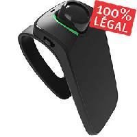 Oreillette - Kit Voiture Bluetooth Telephone Kit mains-libres bluetooth PARROT Minikit Neo 2 noir HD