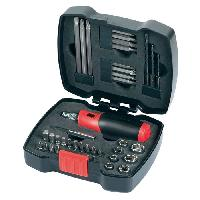 Outil A Main BLACK & DECKER Coffret de vissage 43 pieces A7175