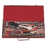Outil A Main COGEX Coffret clé + douilles 52 pieces Pro