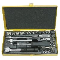 Outil A Main COGEX Coffret clés a douilles Pro 33 pieces