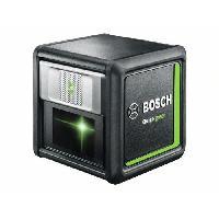 Outil De Mesure BOSCH 0603663C00 Laser intérieur - Laser lignes Quigo Green. diode laser verte 12 cm