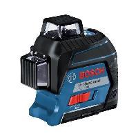 Outil De Mesure BOSCH Laser lignes Professional GLL3-80 - Bleu et noir