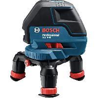 Outil De Mesure BOSCH PROFESSIONAL Niveau laser lignes GLL 3-50 + BM 1