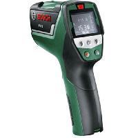 Outil De Mesure Détecteur thermique Bosch - PTD 1 (Livré avec 2 piles AA. poche de rangement. écran digital)