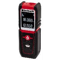 Outil De Mesure Einhell Mesureur laser de distance TC-LD 25 Rouge