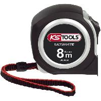 Outil De Mesure KS TOOLS Metre a ruban Bi-matiere ULTIMATE. 8x25 mm - Kreidler
