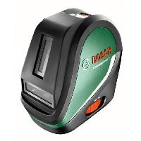 Outil De Mesure Laser lignes Bosch - UniversalLevel 3 (portée 10m. 3 lignes 1 point. mise a niveau auto)