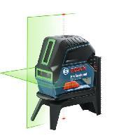Outil De Mesure Niveau laser combiné BOSCH PROFESSIONAL - GCL 2-15 G coffret