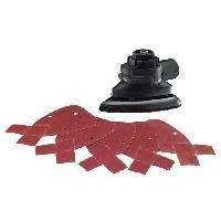 Outil Multifonctions BLACK et DECKER Tete ponceuse detail pour Multievo - Black & Decker