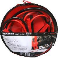 Outillage Cables de demarrage 25 mm2 Absaar