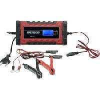 Outillage Chargeur de maintenance automatique 6V-12V PRO 1A Absaar