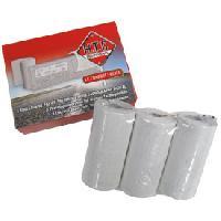Outils 3 Rouleaux papier thermique compatible avec tachographe e1 e2 e3 e5