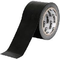Outils 6x Adhesif vynil noir 50mm rouleau 15m [621060] Generique
