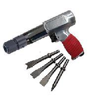 Outils Burineur pneumatique avec retenue outils a bille