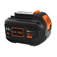 Outils D'exterieur - De Jardin BLACK & DECKER Batterie 54 V 1.5 Ah Dualvolt