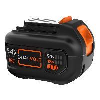 Outils D'exterieur - De Jardin BLACK & DECKER Batterie 54 V 2.5 Ah Dualvolt