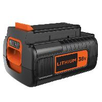 Outils D'exterieur - De Jardin BLACK et DECKER Batterie 36V 2Ah BL20362