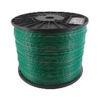 Outils D'exterieur - De Jardin JARDIN PRATIC Câble d'installation 2300909 pour tondeuse a gazon - Robots XLPE/EPR UV ZH 1.5 mm² TC-UV GR/2GY. HEAVY DUTY Aucune
