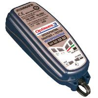 Outils D'exterieur - De Jardin JARDIN PRATIC Chargeur de batterie OPTIMATE 3. de 2 a 30 Ah avec fonction desulfatation