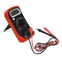 Outils Multimetre digital norme CEI1010-1 Carpoint
