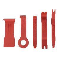 Outils de demontage 5 outils de demontage anti rayure Generique