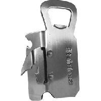 Ouvre-boite - Ouvre-bocaux Ouvre-boite + decapsuleur -blister- [212021] - ADNAuto