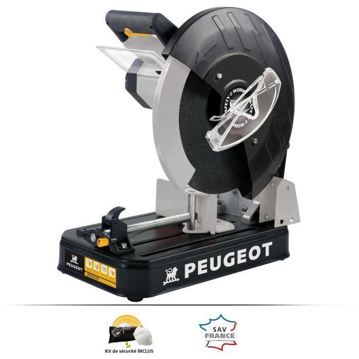 PEUGEOT Tronçonneuse a métaux 2480W - 355mm - ENERGYCUT-35
