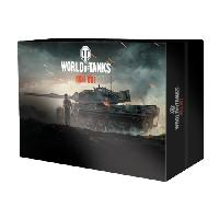 Pack Accessoire Jeux Video Coffret Édition Collector World of Tanks pour PS4-Xbox One-PC - Just For Games