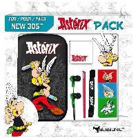 Pack Accessoire Jeux Video Pack Accessoires Asterix pour New 3DS
