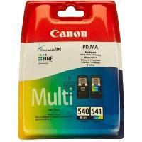 Pack Cartouches Pack de 2 Cartouches PG-540XLCL-541XL - 3 couleurs + Noir - XL