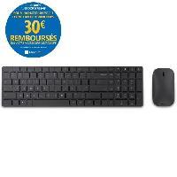 Pack Clavier - Souris MICROSOFT Clavier et souris Desktop - Bluetooth - Anglais - Sans fil - Wndows 8 - Apple