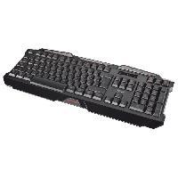 Pack Clavier - Souris TRUST Pack clavier et souris Gamer GXT 280 M-PAD