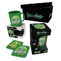 Pack De Goodies Coffret Cadeau Rick et Morty