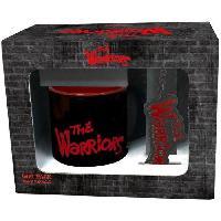 Pack De Goodies Pack cadeau The Warriors - mug + porte cle - Noir et Rouge