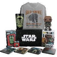 Pack De Goodies Wootbox 100 Star Wars - Taille M - Decembre 2016