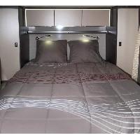 Pack Linge De Lit MIDLAND Lit Tout Fait 140x190 cm - Linge de lit camping-car